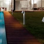 eclairage exterieur piscine